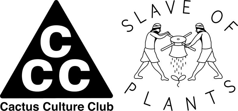 Cactus Culture Club SLAVE OF PLANTS