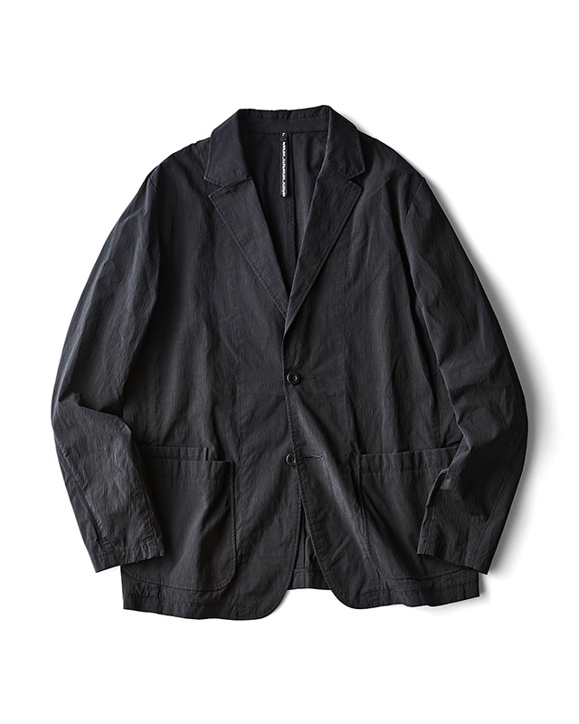 H.I.P. by SOLIDO | NYLON COTTON WASHER CLOTH JACKET