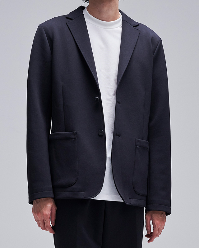 H.I.P. by SOLIDO | LUX CARDBOARD KNIT JACKET