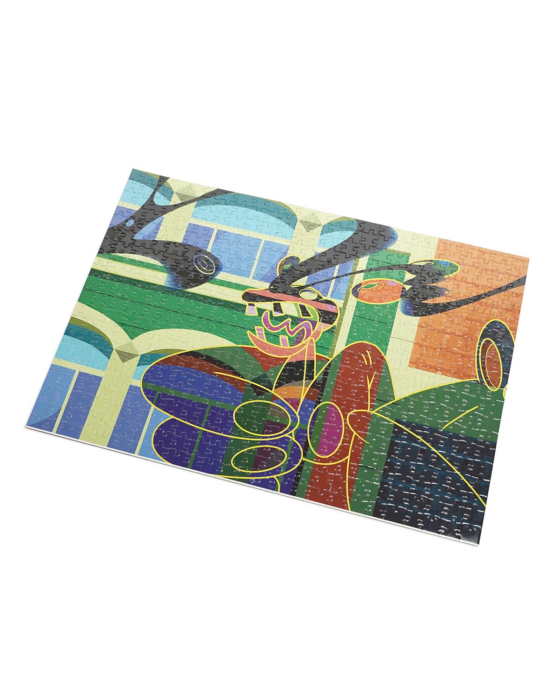 jigsaw puzzle (500piece)