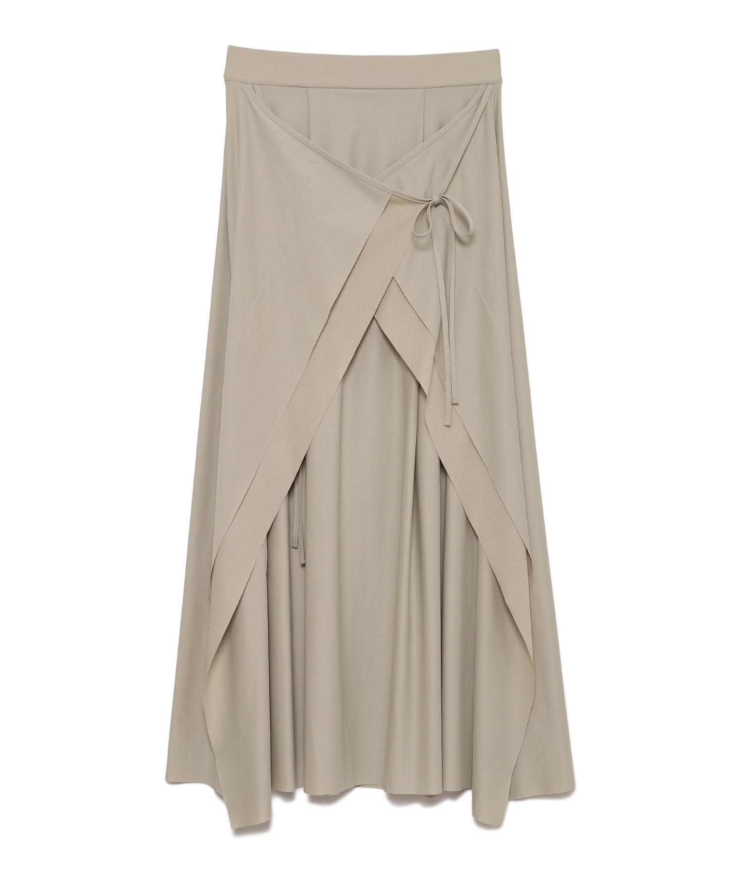Seagreen CUT OFF CUT SEW skirt