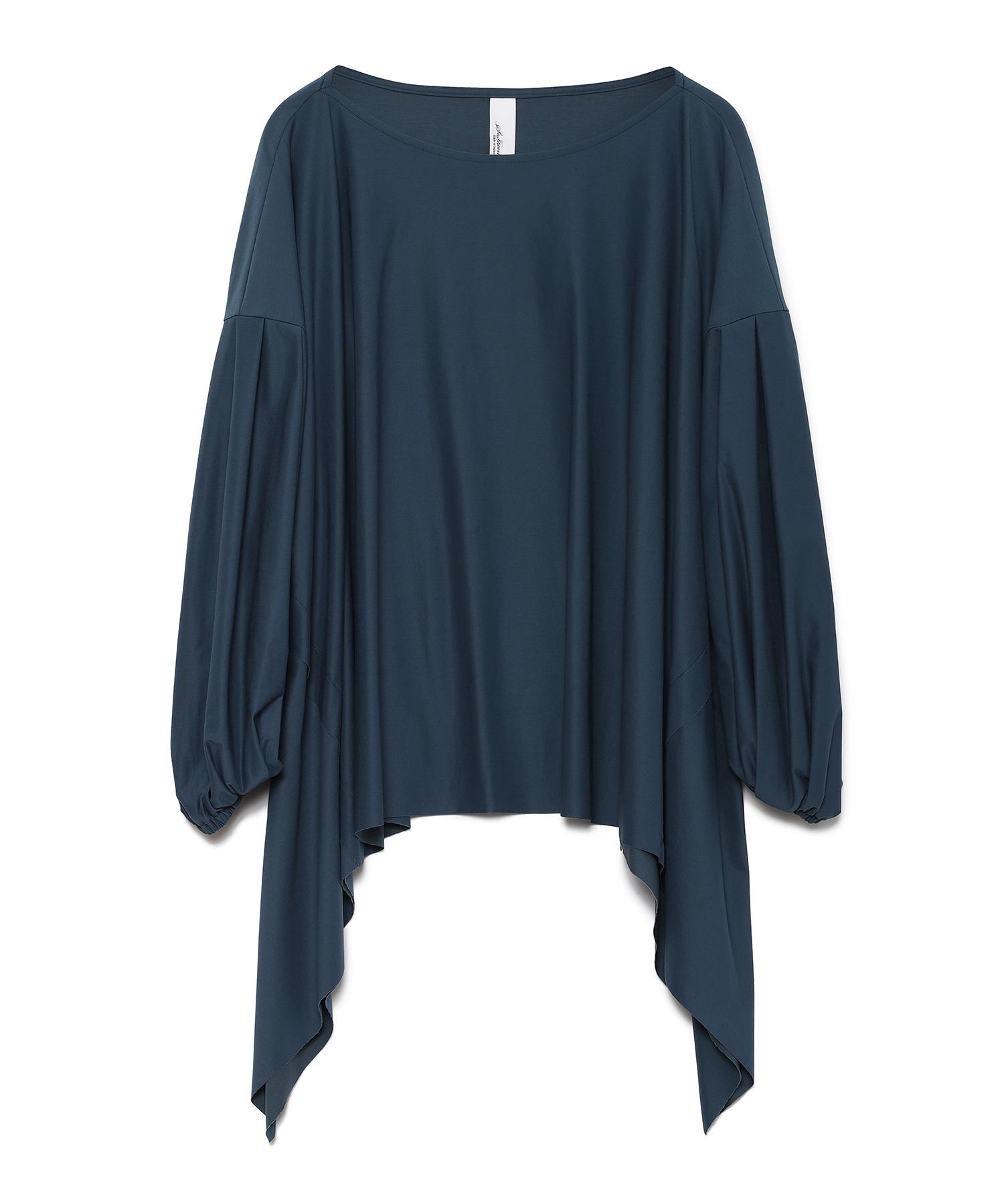 Seagreen CUT OFF CUT SEW blouse