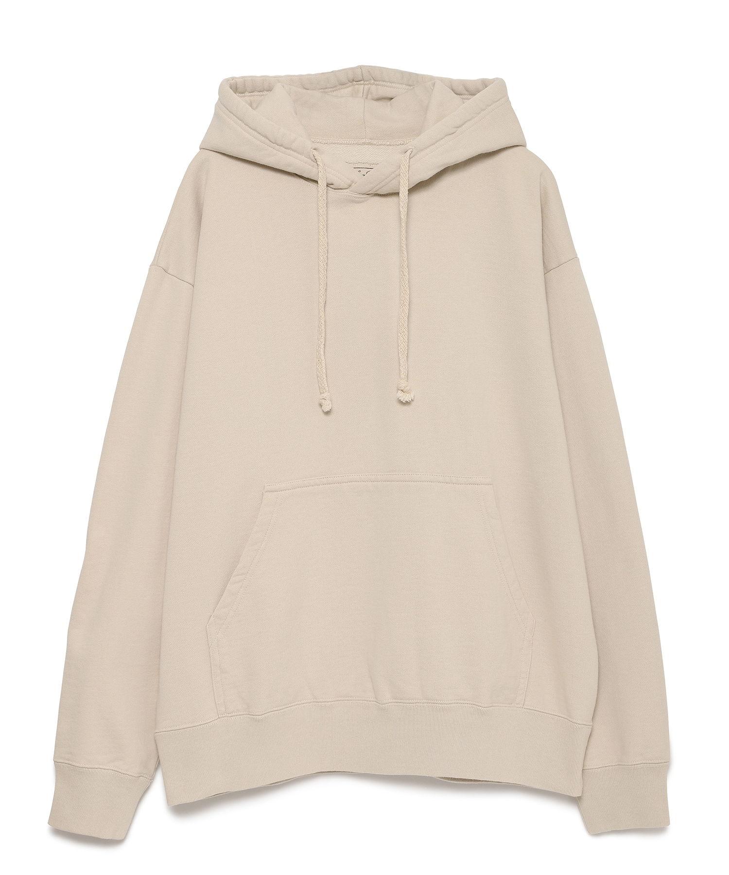 Seagreen COTTON FLEECY hoodie