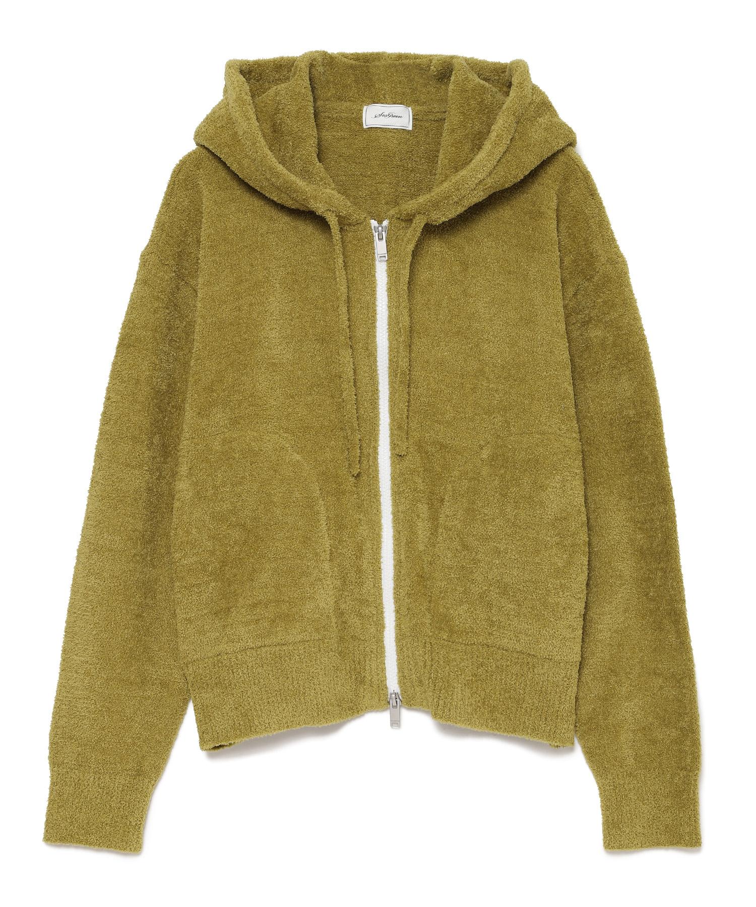 Seagreen MOCO room wear hoodie