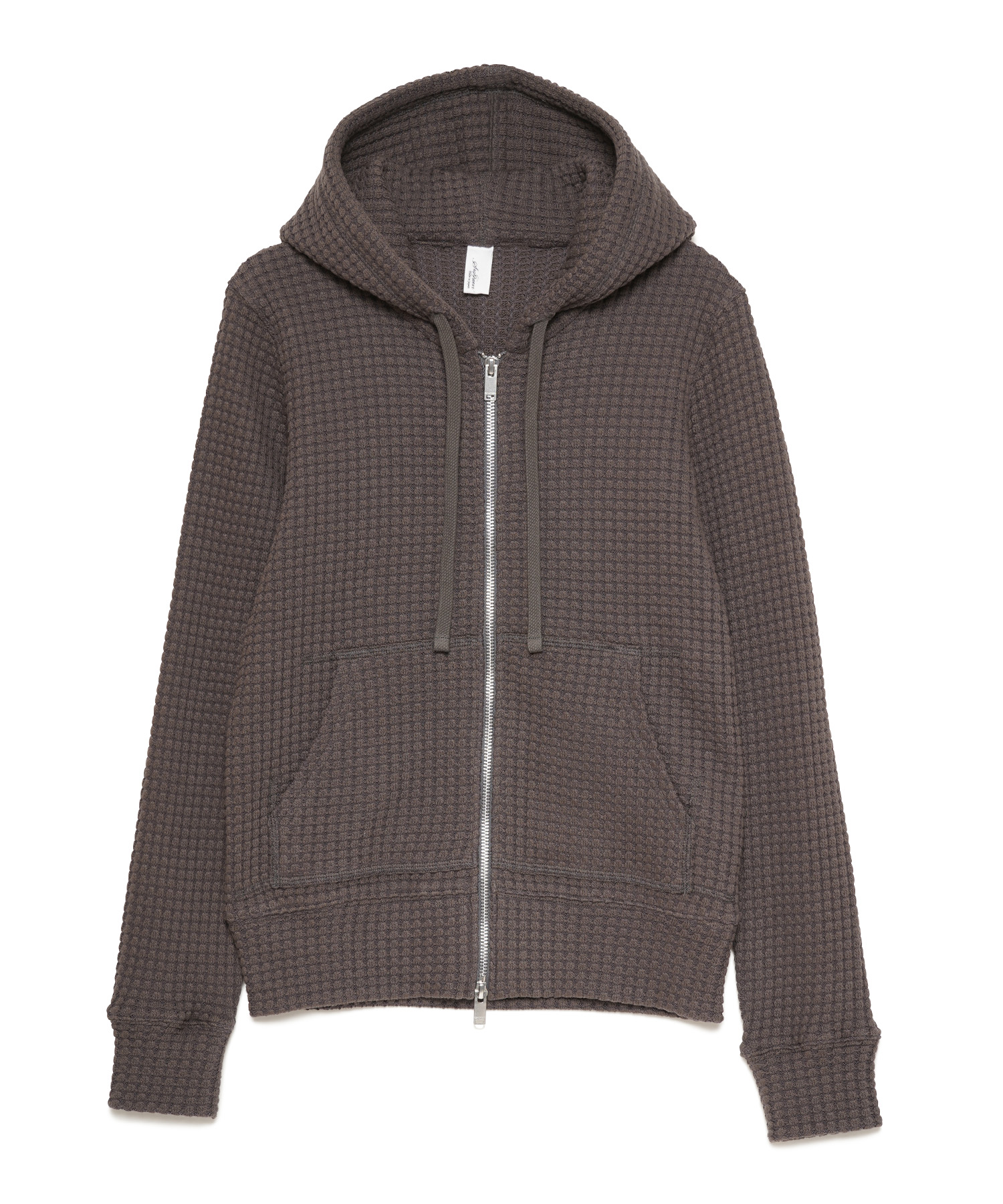 Seagreen BIG WAFFLE hoodie