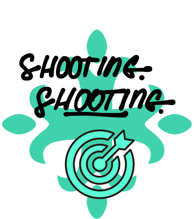 SHOOTING. SHOOTING.
